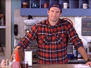 Gilmore girls, nella foto Scott Patterson