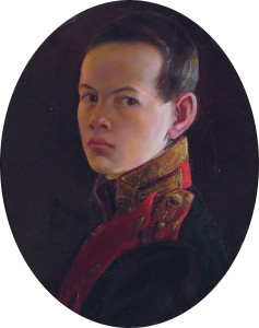 Alessandro II, George Dawe, 1827
