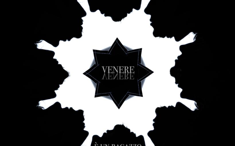Venere è un ragazzo, film, locandina