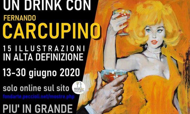 Un drink con Carcupino