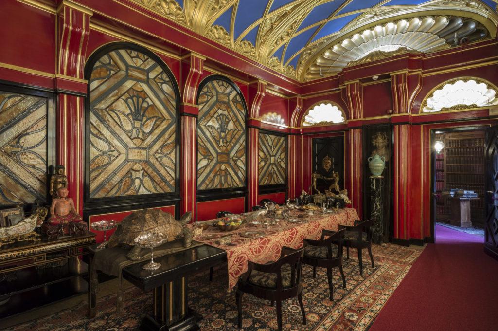 Il Vittoriale degli Italiani, Sala della Cheli