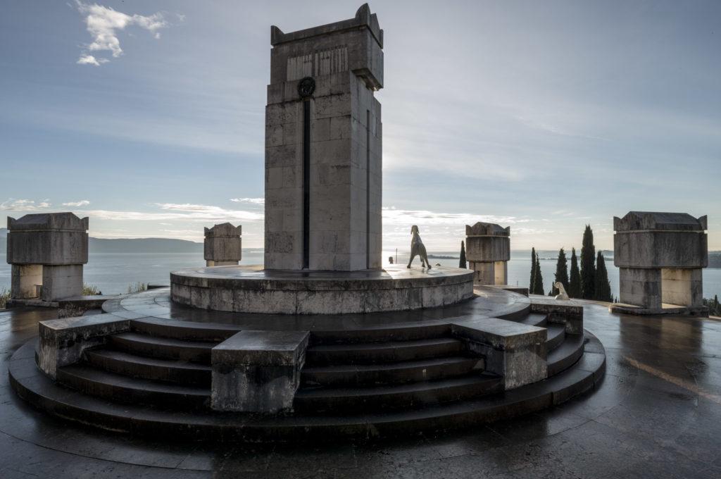 Il Vittoriale degli Italiani, il Mausoleo