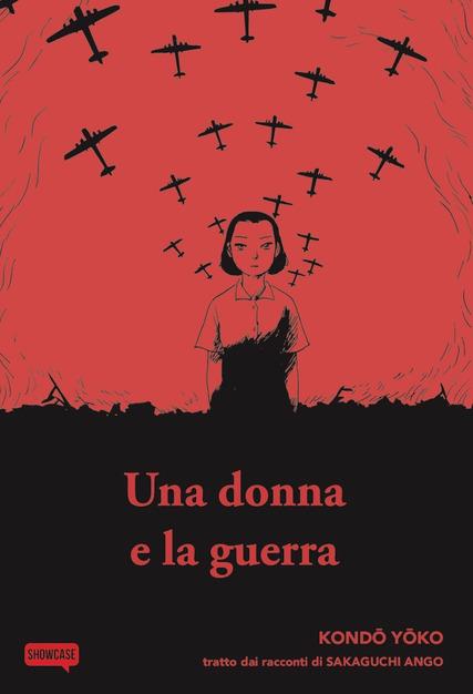Yôko Kondô, Una donna e la guerra, Dynit Manga