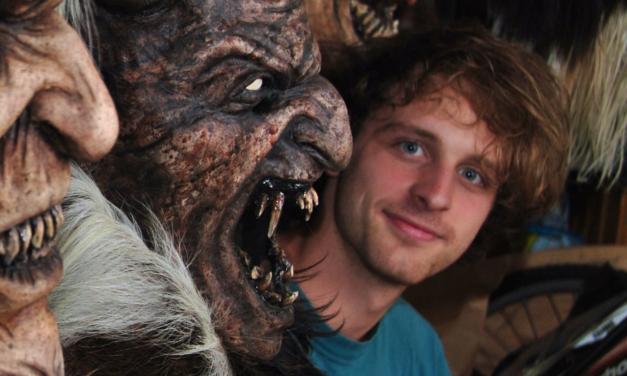 Luca Pojer e le maschere della paura