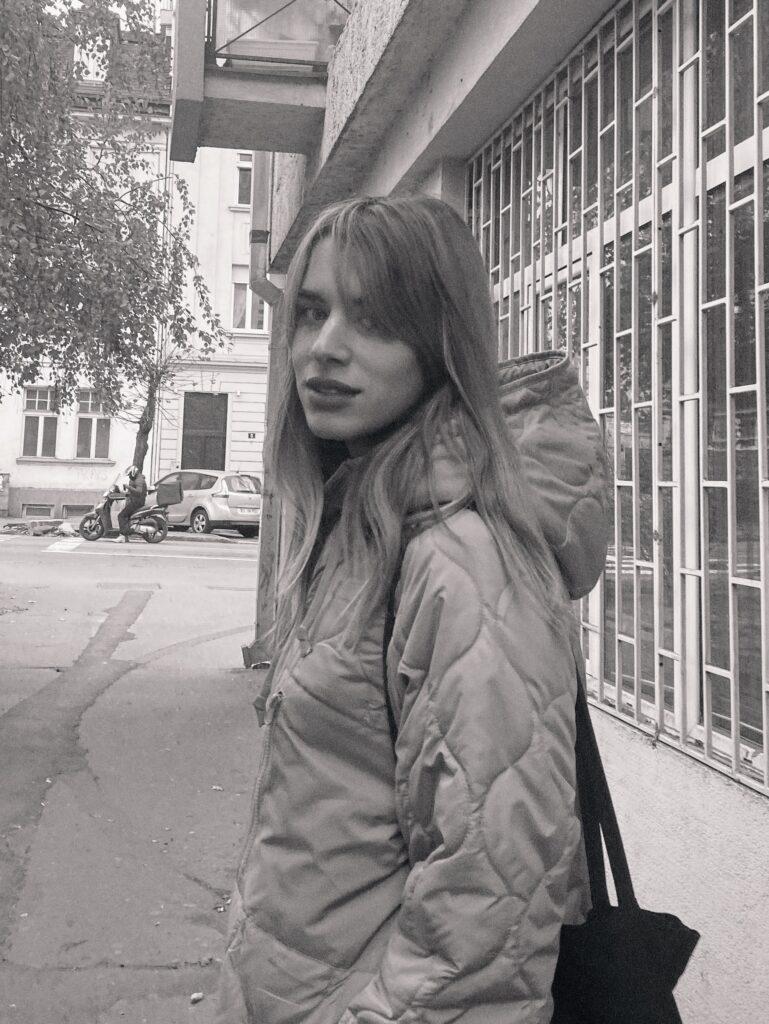 Milica Mijajlovic, Photo Mila Stankovic
