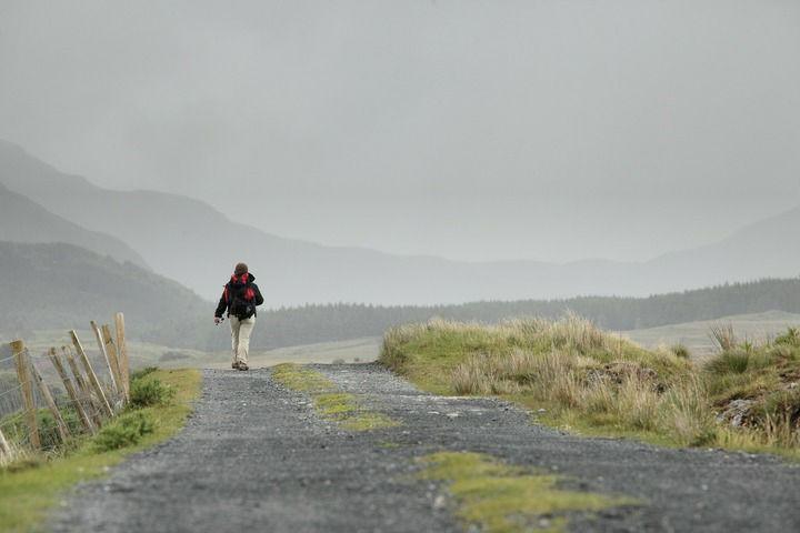 il sogno di un camminatore