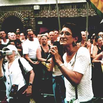 Sylvia Rivera, icona e attivista LGBT