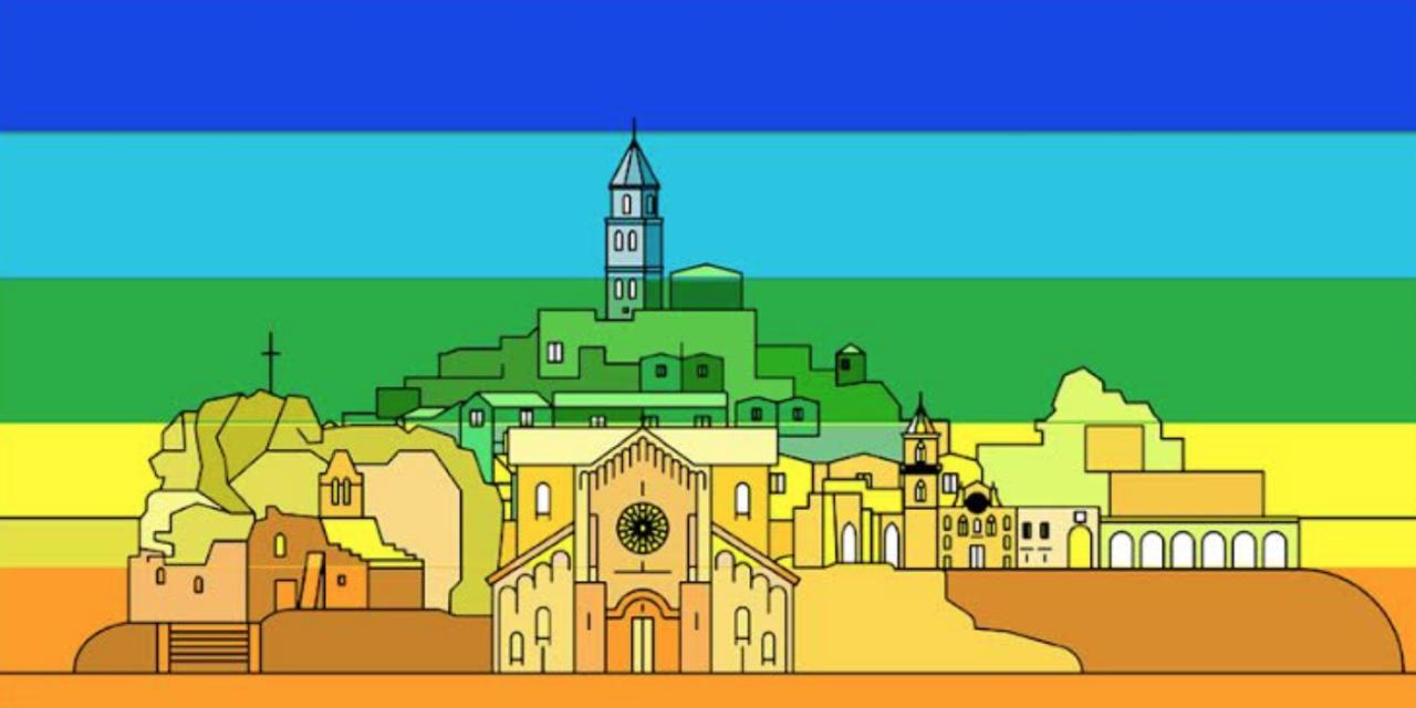 Il Sextante per la pace fra i popoli a Matera